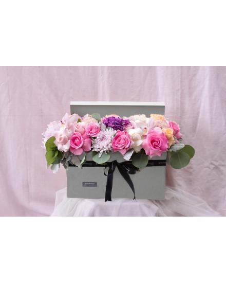 Valentine's Day Premium Pink Bouquet