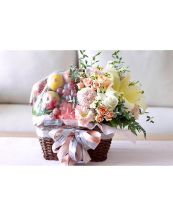 Valentine's Day Tulips Bouquet
