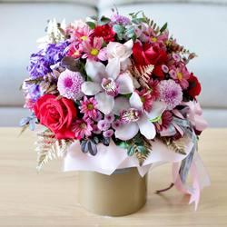 Happy Sunday!!  Glasshouse Florist 📱Easy order: +62821-8183-1182 (WA) 🌎 Online catalogue: https://glasshouseflorist.com ✉️ Email enquiries: info@glasshouseflorist.com 🔗 For easy links, please see our Bio!  #box #arrangement #florist #jakarta #flowers